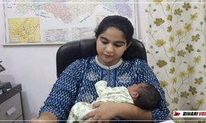 ये युवा SDM अपने नवजात बच्चे के साथ करती है ऑफिस के काम, जाने कौन हैं ये IPS